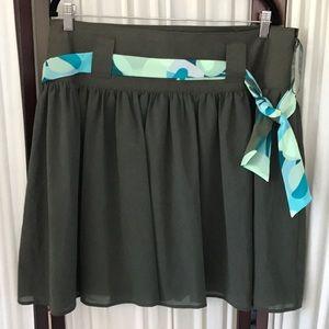 Kenneth Cole knee skirt